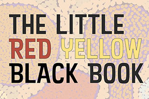 Little Red Yellow Black book title