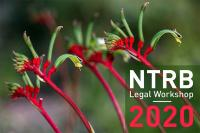Native Title Representative Body (NTRB) Legal Workshop 2020