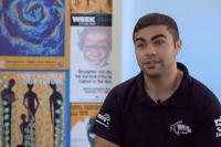 Rob Williams, AIATSIS Collections staff member