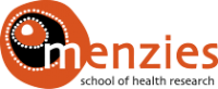 The Menzies School of Health Research logo