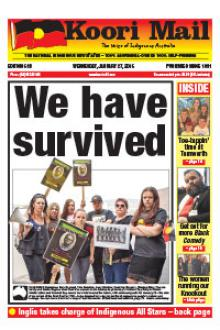 Cover of Koori Mail issue 618