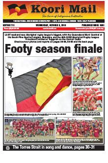 Koori Mail, Issue 711