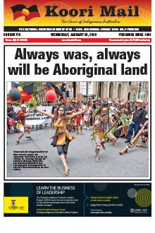 Koori Mail, Issue 718