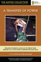 A Transfer of Power