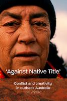 Against native title cover image