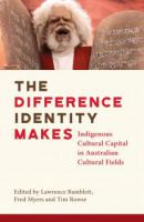 The difference identity makes: Indigenous Cultural Capital in Australian Cultural Fields