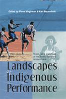 Landscapes of Indigenous Performance cover