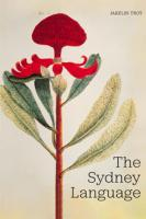 The Sydney Language book cover