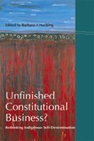 Unfinished Constitutional Business cover
