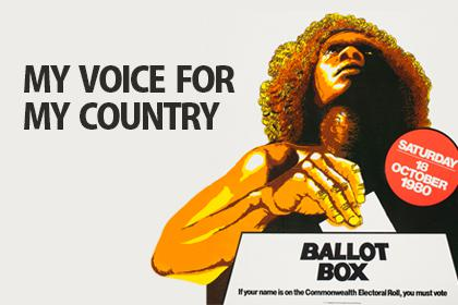 My Voice for My Country