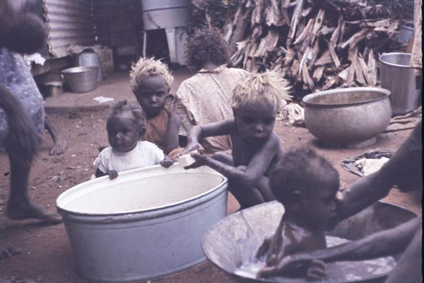 Photo from an Aboriginal Mission